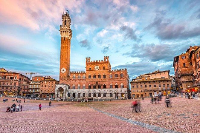 Private Arrival transfer: Milano Malpensa airport to Siena Hotel
