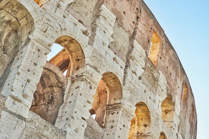 Colosseum, Palatine Hill & Roman Forum Private tour