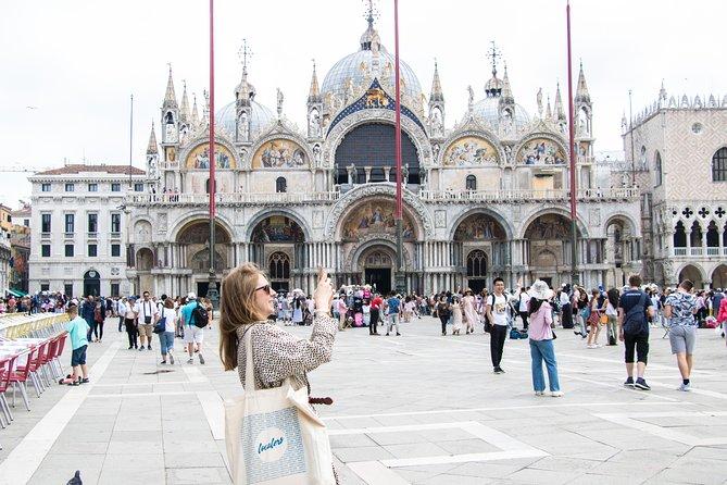 Saint Mark's Basilica & Doge's Palace Private Tour