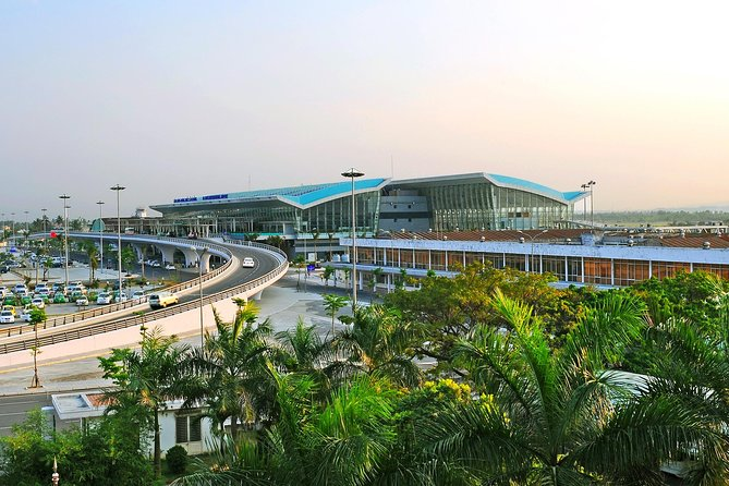 Airport Private Transfers between Hoi An and Da Nang