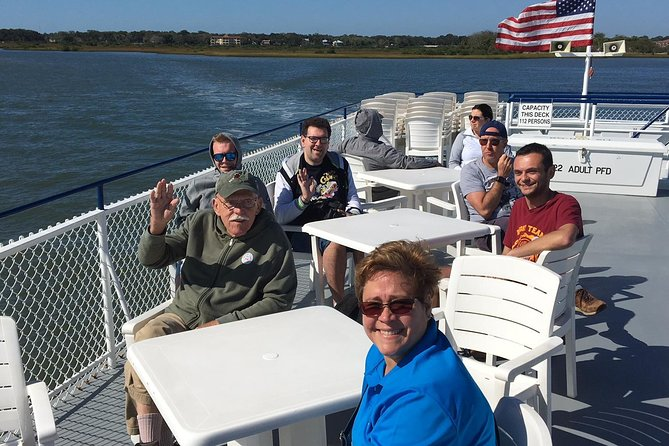 St Augustine Boat and Walking Tour