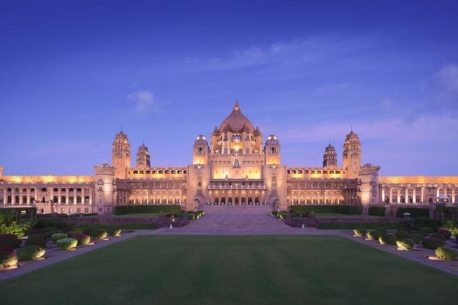 3 Days Private Guided Jodhpur & Mount Abu Tour From Jaipur With Lunch & Hotels