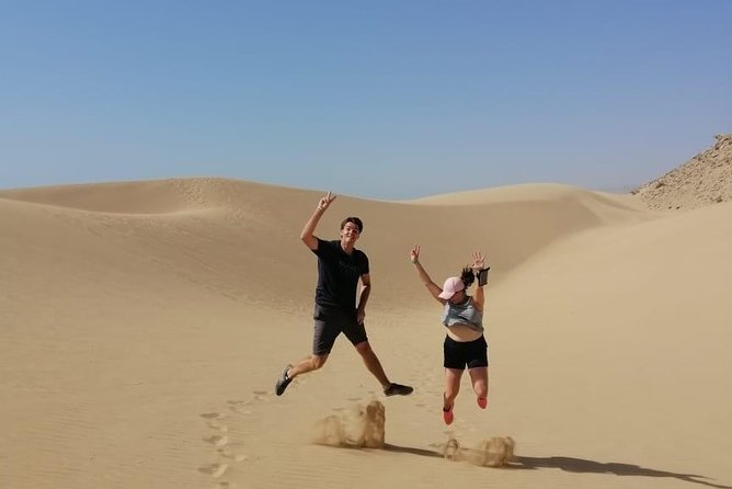 Trip to Paradise Valley and sand dunes with delicious lunch in berber house