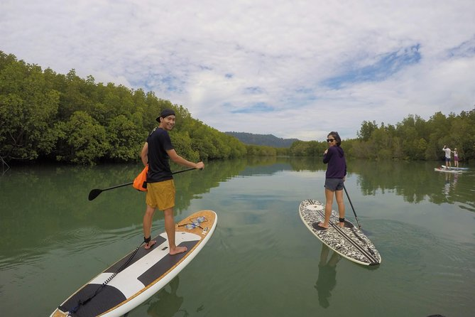 Mangroves SUP Tour Phuket
