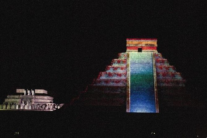 Amazing Chichenitza unique night show. (transport, buffet and cenote included) photo 11