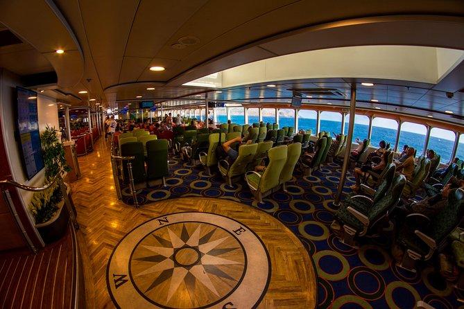 Ferry to La Gomera