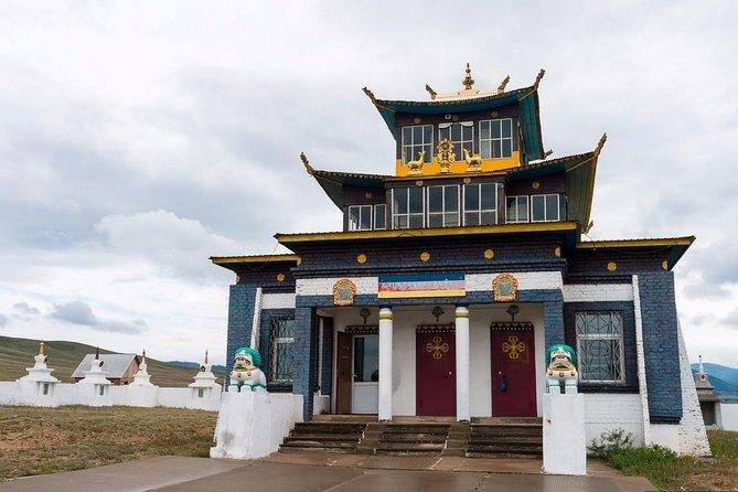 Private Tour of Atsagatsky Datsan monastery