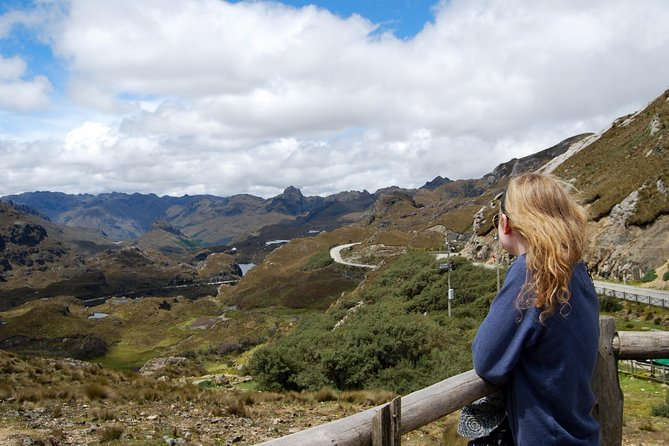For Nature lovers: Special Cajas National Park tour (small groups)