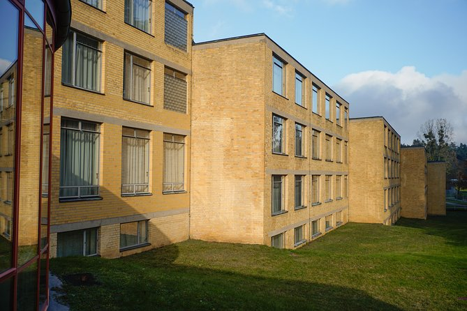 Excursion: Bauhaus World Heritage Site and Topography of Power with a historian