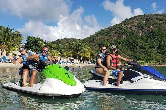 JetSki Snorkel Adventure
