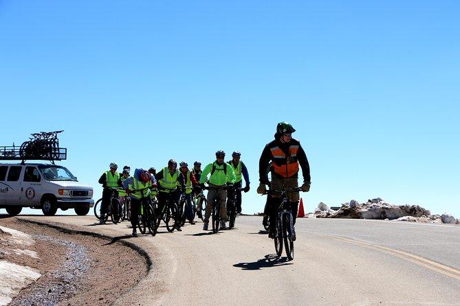 Pikes Peak By Bike