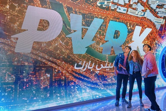 VR Park Dubai Tickets