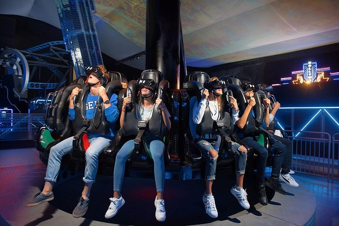 VR Park Dubai Tickets photo 4
