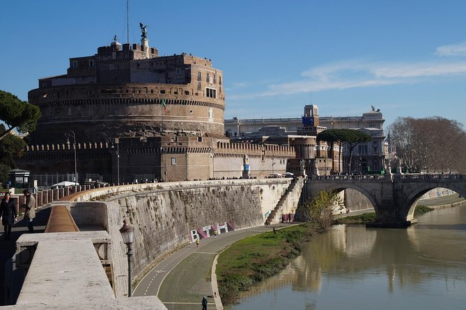 Small group tour of Castel Sant'Angelo-skip the line access photo 8