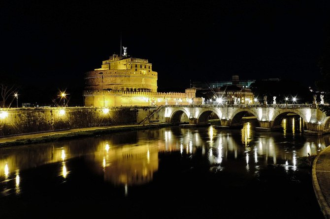 Small group tour of Castel Sant'Angelo-skip the line access photo 3