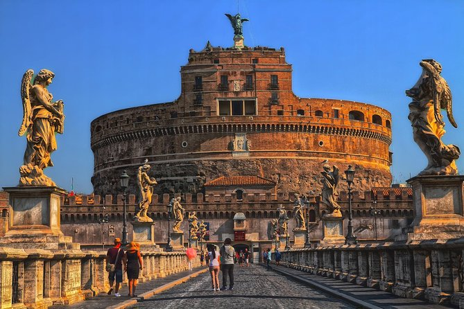 Small group tour of Castel Sant'Angelo-skip the line access photo 1