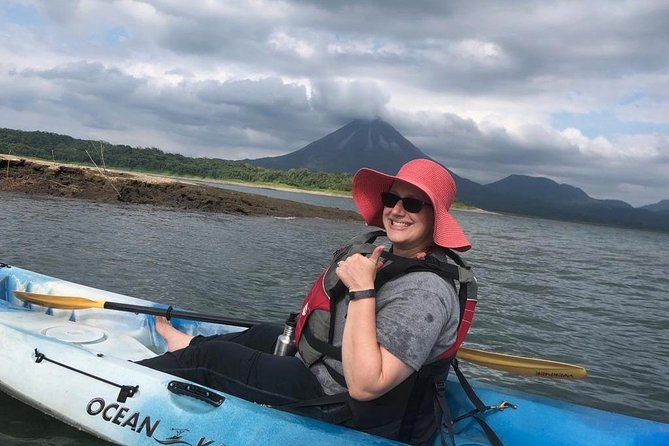 Arenal Kayak Lake Crossing to Monteverde
