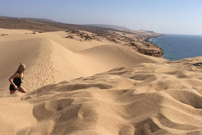 Sahara Tour : Half day trip to sahara (sand dunes ) with delicious lunch photo 6