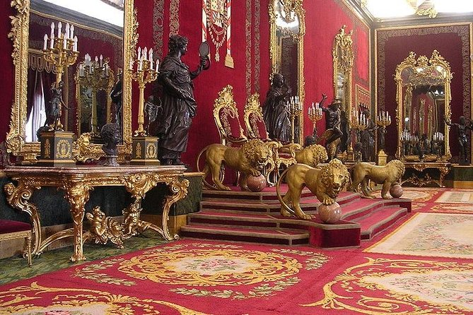 Tour to the Royal Palace of Madrid