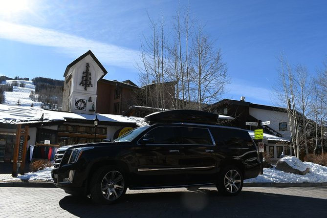 Denver to Vail limo photo 1