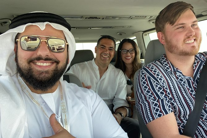 Luxury Private Half-Day Tour of Abu Dhabi in a Porsche Panamera