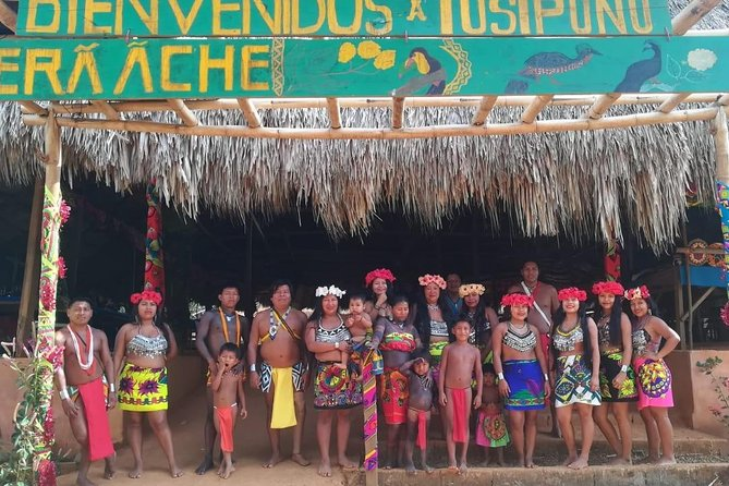 Tusipono Embera Traditional Eco-Cultural Tour
