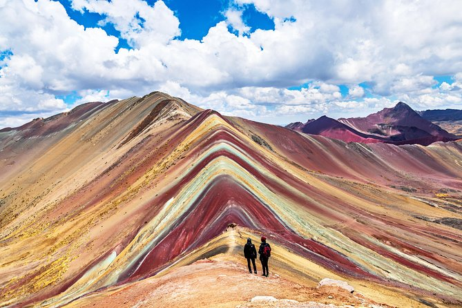 Private Exclusive Rainbow Mountain & Red Valley Day Trip