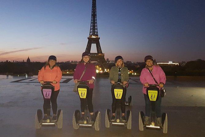 Paris Sunrise tour by Segway