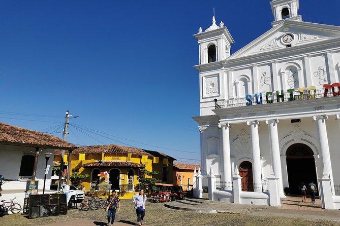 Suchitoto Colonial Town & Cihuatan Archaelogical Site.