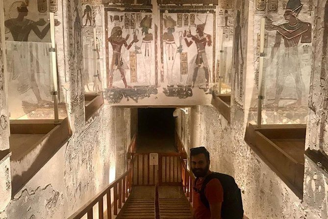 4 Days Nile Cruise luxor.Aswan.abu simbel with Train Tickets from Cairo photo 13