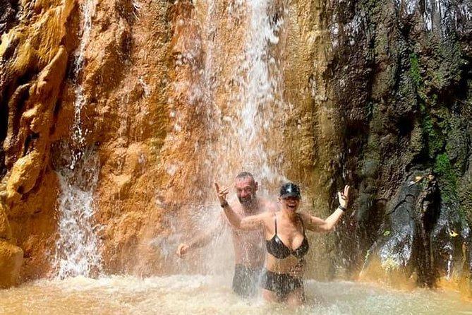 Yess!! At Golden Falls