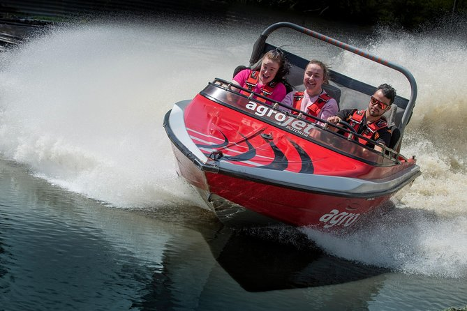 Velocity Valley Rotorua 4 Ride Adrenaline Overload Package