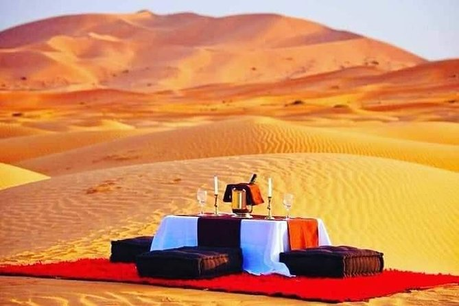Private Fes to Fes Desert Tour 2 night 3 days