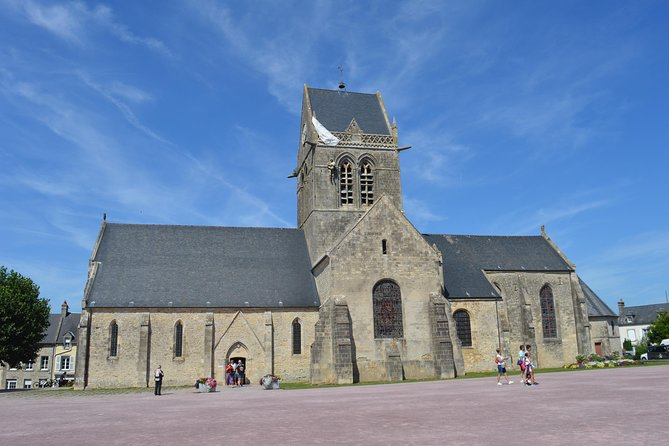 Private guided American D-Day Tour from Cherbourg Cruise Port