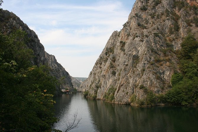 Skopje Day Tour and Matka Canyon