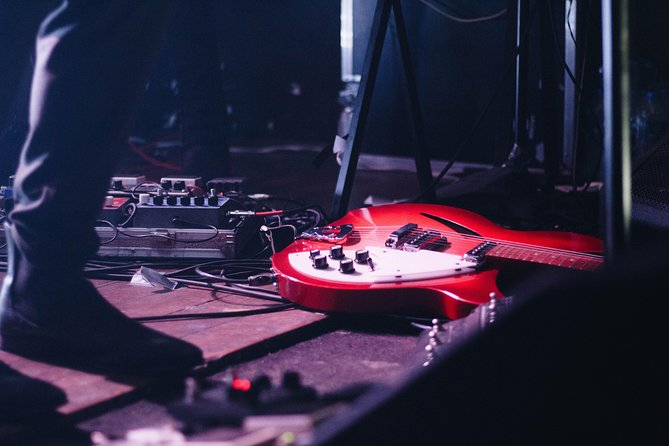London Music Tour (Soho)