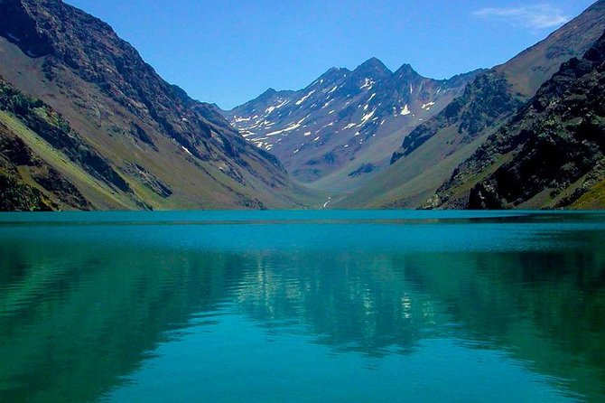 panoramic tour of the Andes