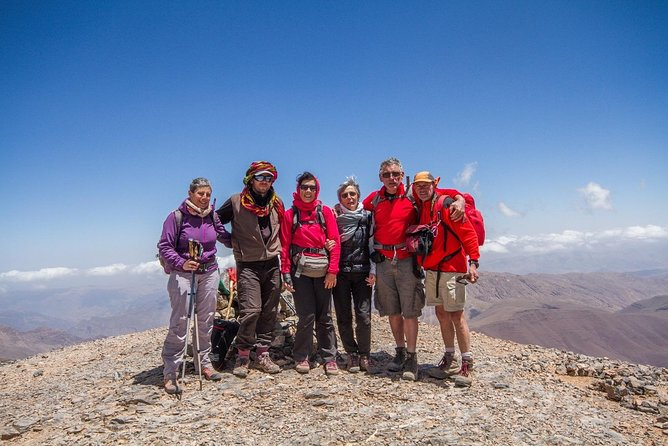 Mount Toubkal Ascent and Sahara Desert 5 Days