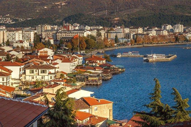 Ohrid Day Tour From Tirana