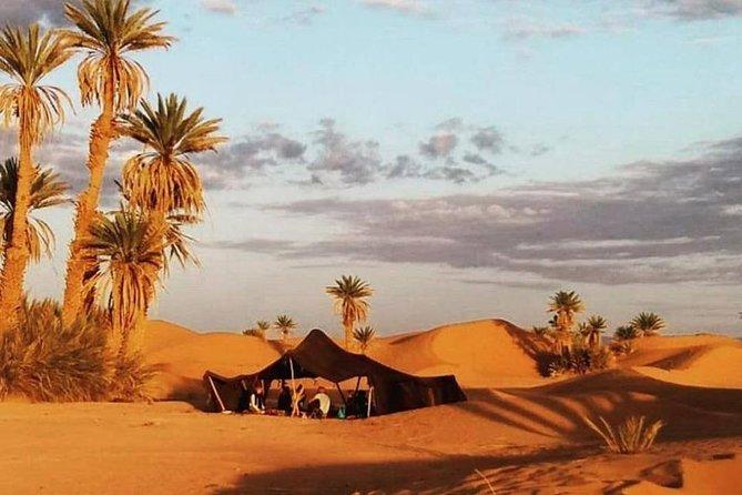 2 days trip from Ouarzazate to Merzouga