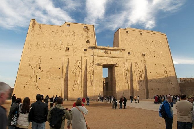 Edfu & Kom Ombo Temples (From luxor)