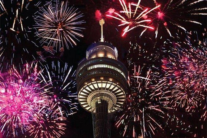 Nochevieja en el Studio Sydney Tower