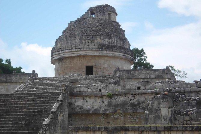 Chichen Itza Private Tour 4 to 12 travelers