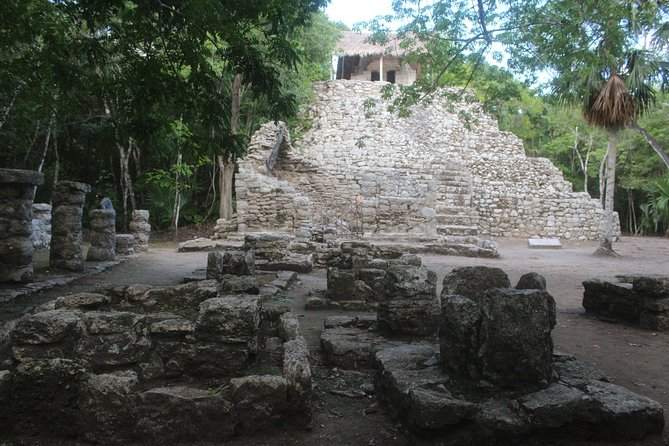 Tulum and Coba Ruins with Cenote Swimming from Playa del Carmen