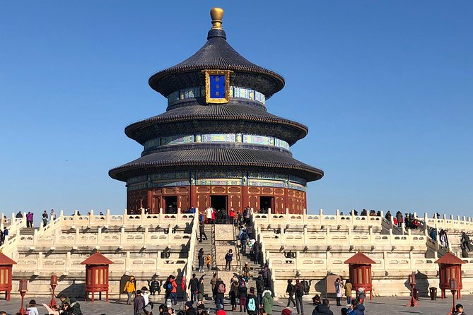 Beijing Layover Tour to Temple of Heaven, Hutong and Summer Palace