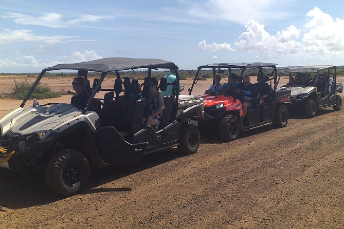 ATV and Buggy Private Tour in West Side Curacao