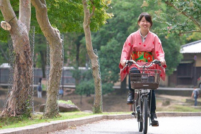 E-bike rental- in Nara (Kintetsu-Nara shop)
