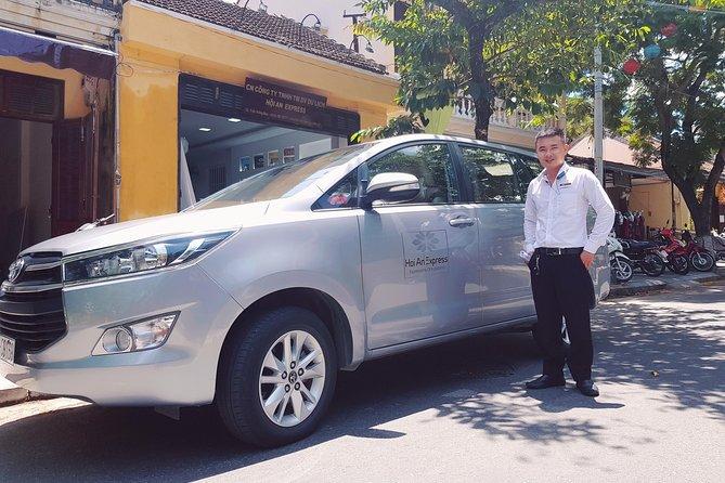 Car Hire & Driver: Fullday Ba Na Hills from Da Nang