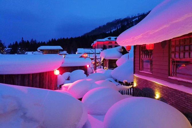 Northeast China- Beijing, Harbin, Yabuli, Snow Country, Jingpo Lake, Mt.Changbai