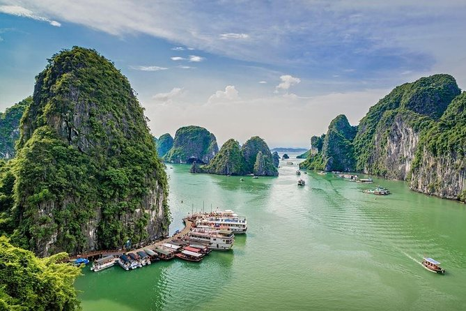 Halong Bay 1 day cruise tour